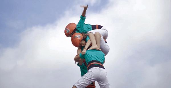 Castellers de Vilafranca – Tots Sants