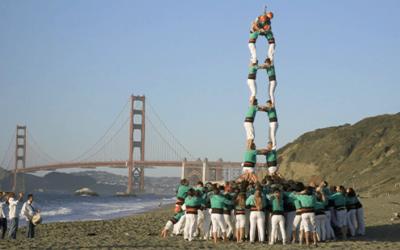 Castellers de Vilafranca – California