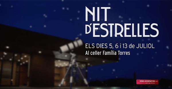 Torres – Noche de Estrellas