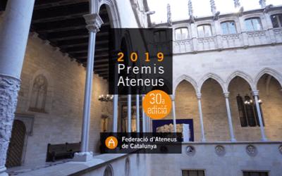 Premis Ateneus 2019