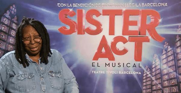 Sister Act El Musical – Whoppi Goldberg