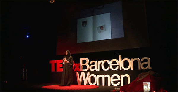 TedX Talks Woman Barcelona