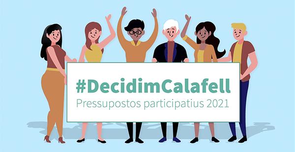Calafell Decidim 2021