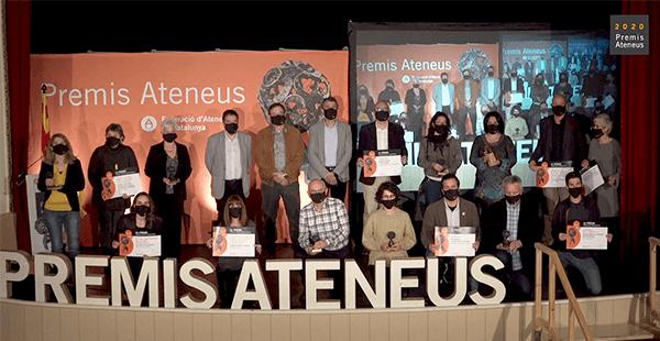 Premis Ateneus 2020