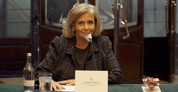 Carmen Mateu Award – Streaming Rueda de prensa